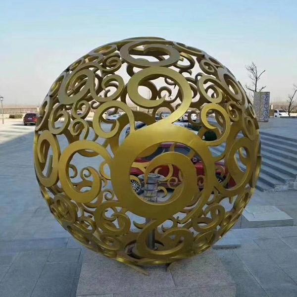 四川不锈钢造型 大型不锈钢造型安装 龙泰雕塑