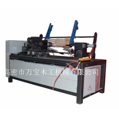 木工楼梯立柱打磨机优势 万宝木工机械 实木楼梯立柱打磨机求购
