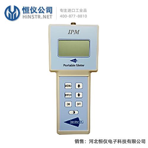 美国InsiteIG IPM便携式水质检测仪检测DO SS pH和ORP