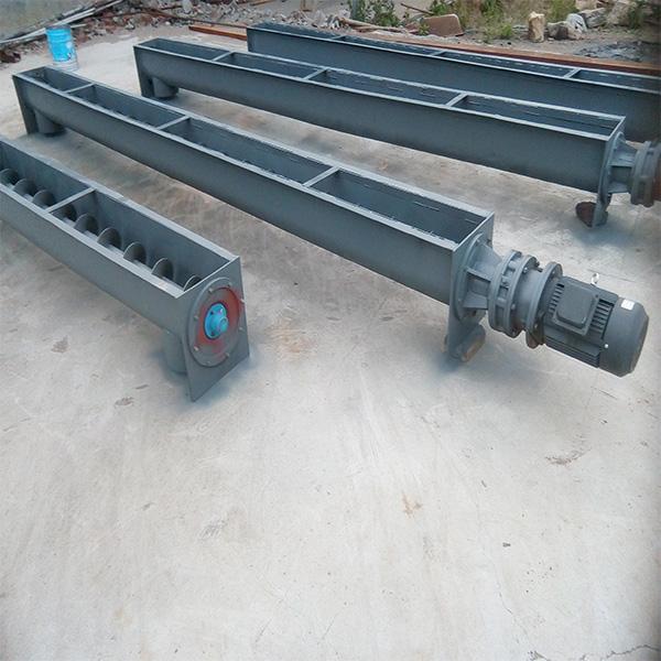 生产管型螺旋输送机 管型螺旋输送机选购技巧 振源机械