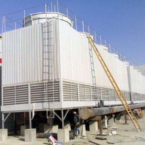 圆形冷却塔 宏丰 方形冷却塔生产 圆形冷却塔供应商