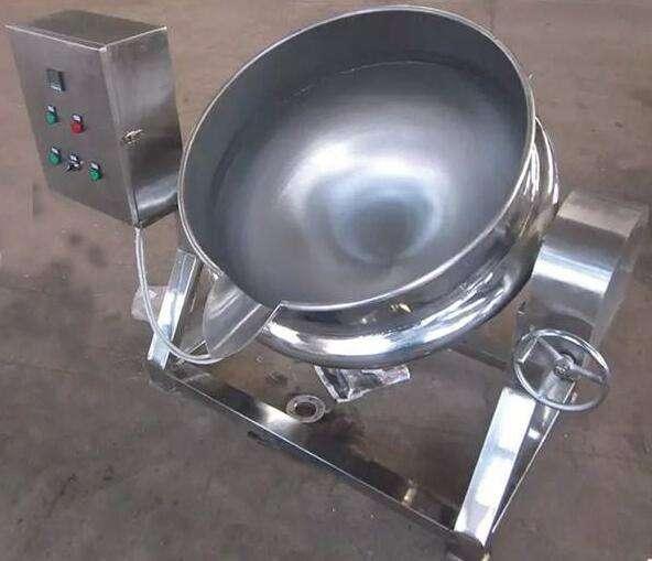 二手燃气夹层锅
