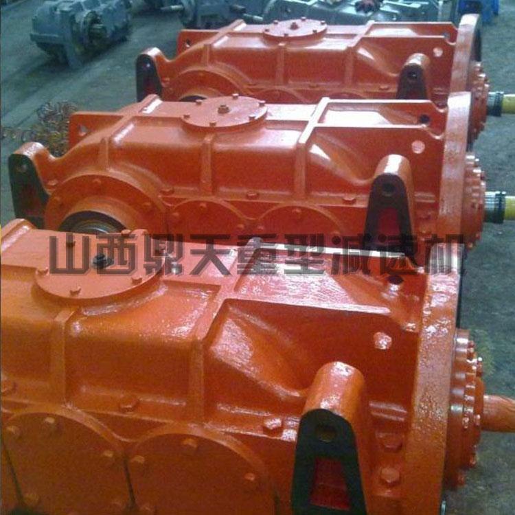 鼎天减速机 SGZ-764/400矿用刮板减速机设计