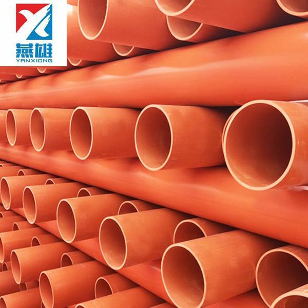 开创管道高强度CPVC电工套管定制耐腐蚀CPVC电工套管