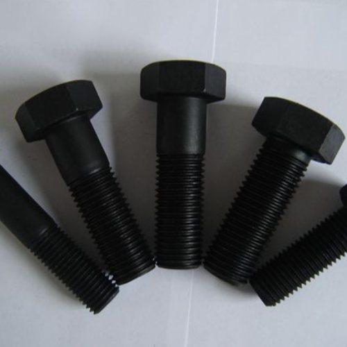 江苏台力德厂家供应高强度8.8级GB5782-GB5783外六角螺栓 发黑碳钢螺丝 半螺纹螺栓