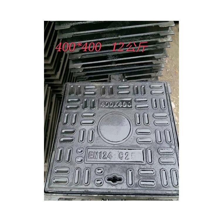 广东直销各种球墨铸铁井盖 方形球墨铸铁井盖 雨水篦子