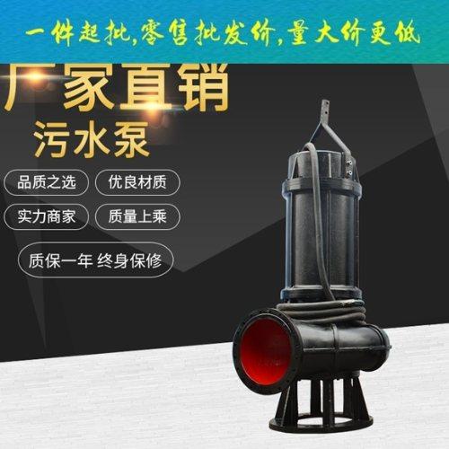 潜污泵 潜污泵安装 潜污泵报价 中蓝泵业