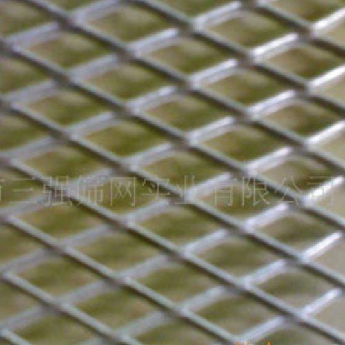 生产丝网抹灰 标准丝网定额 三强 菱形网丝网用途