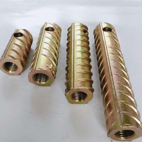 万通鑫金属制品 直螺纹钢套筒批发商 吊装用螺纹钢套筒供应