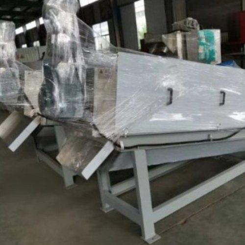 造纸污泥脱水机 污泥脱水机设备 脱硫污泥脱水机品牌 九择环保