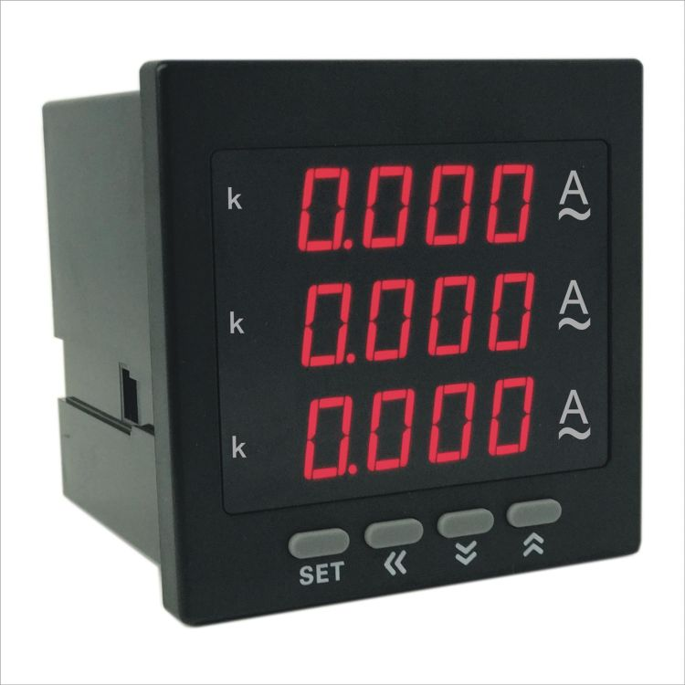 奥宾数字三相电流表厂家 厂家直销质量保证 奥宾
