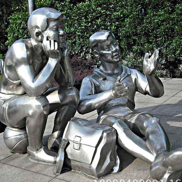 龙卓雕塑 铸铝雕塑 莱芜铸铝雕塑 仿铜铸铝雕塑厂家
