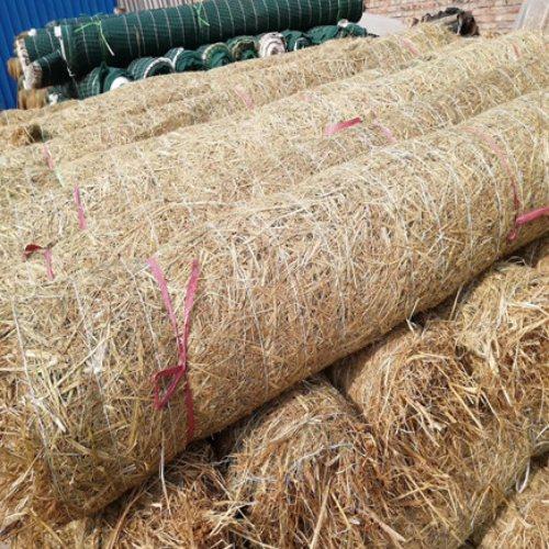 园林绿化植物纤维毯 通佳 路基边坡防护植物纤维毯制作工艺