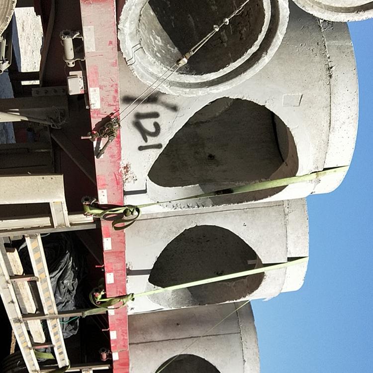 混凝土方形检查井 预制装配式钢筋混凝土排水检查井
