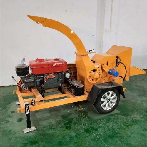 果园树枝粉碎机生产厂商 万盈 WY6145型树枝粉碎机如何选购