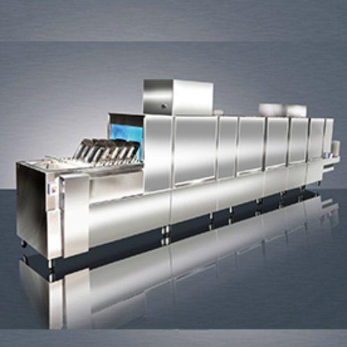 员工食堂专用洗碗机生产厂 华璟 工厂食堂专用洗碗机多少钱