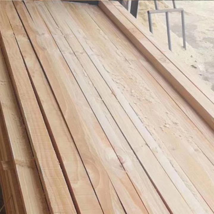 建筑木方市场价花旗松出售 花旗建筑木方 工程木方批发