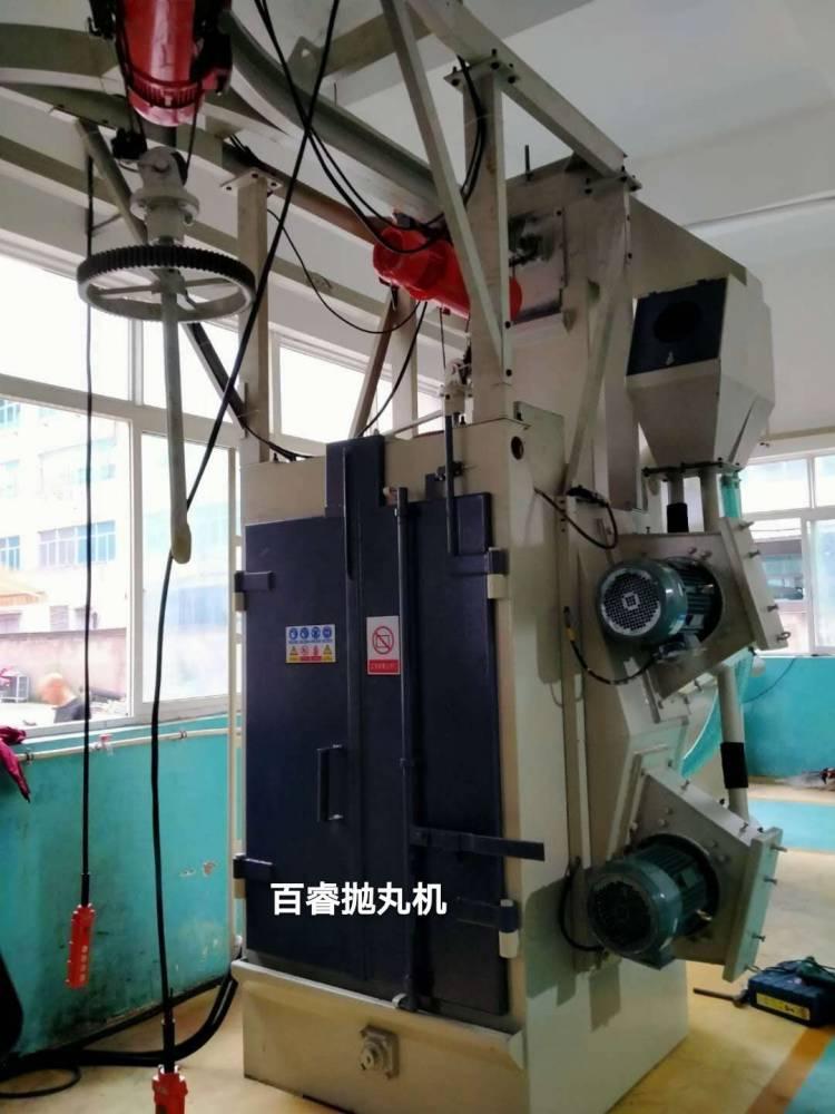 喷砂机浙江吊钩式抛丸机专业厂家喷砂抛丸机设备