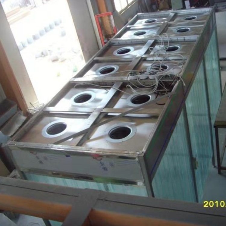 手术室层流罩定做 吊式层流罩厂商 伟业净化 净化层流罩定做
