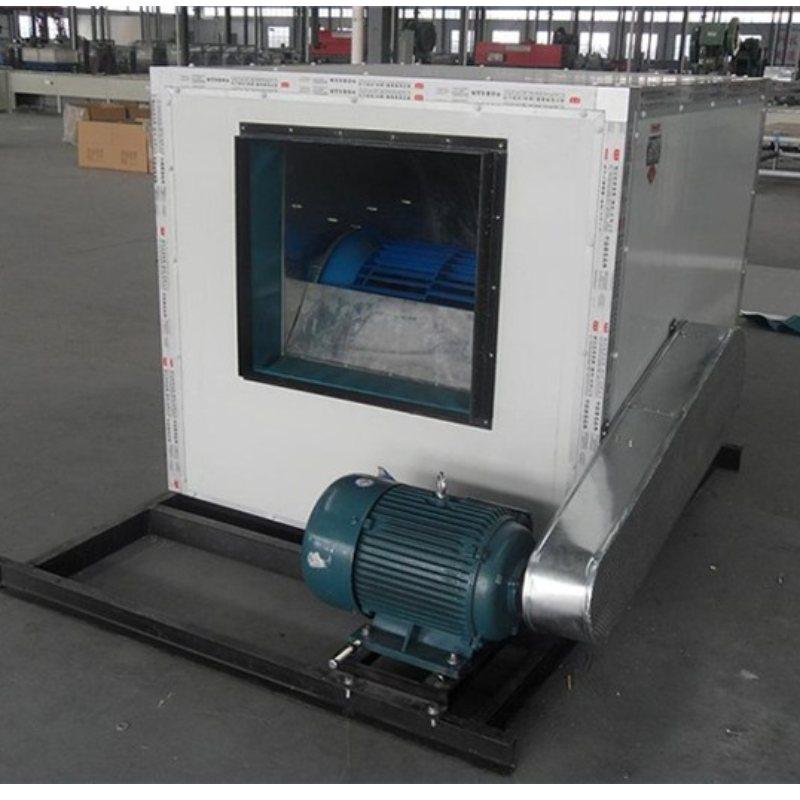 离心式排烟风机箱报价 富尔达 低噪音排烟风机箱材质