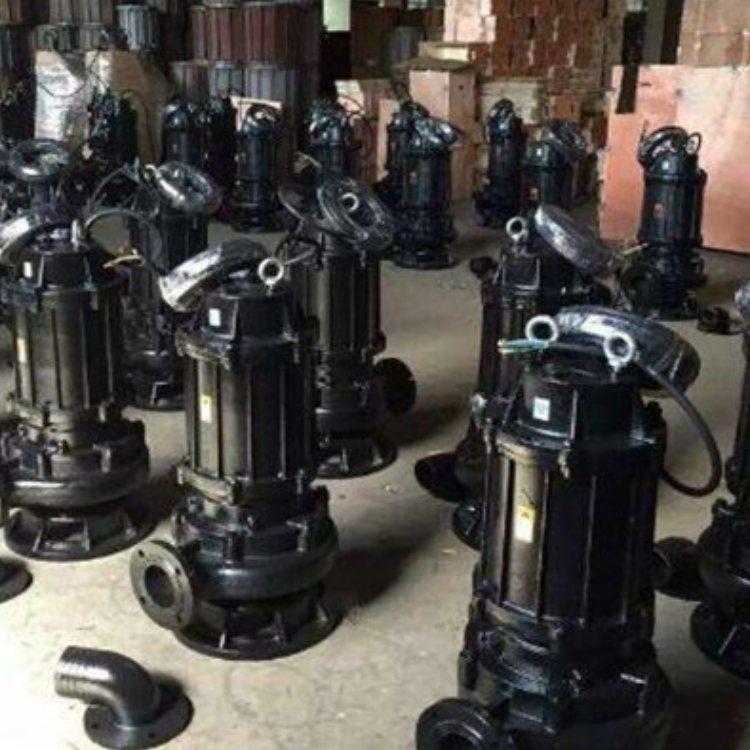 防爆QW潜污泵型号 会泉泵业 不锈钢QW潜污泵参数
