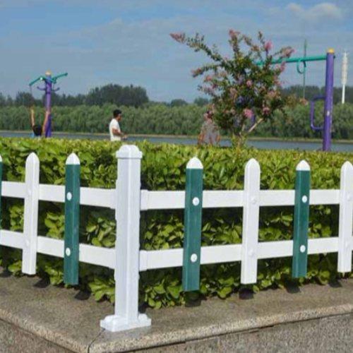 别墅pvc绿化护栏交通绿化护栏 营顺