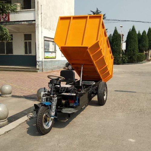 金业 矿用电动三轮车质量好吗  电动三轮车哪里有卖