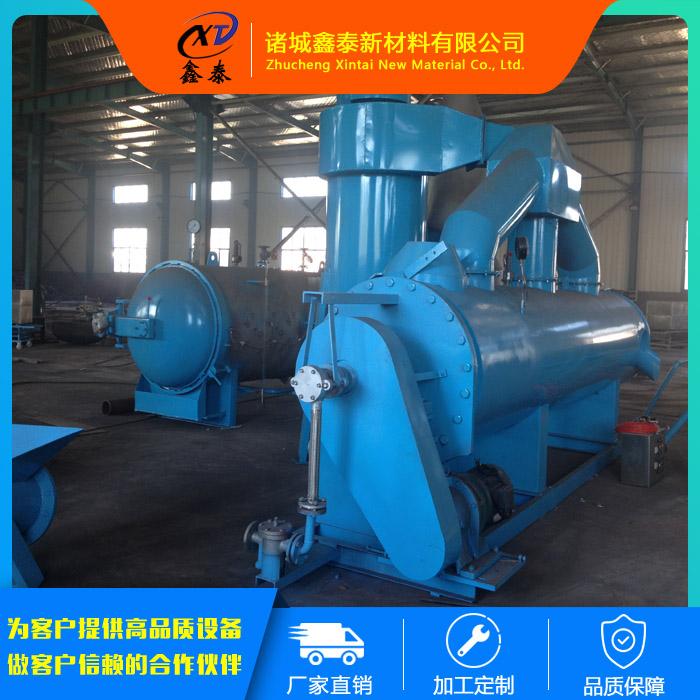 鑫泰 zcxt-500型畜禽无害化处理设备高温湿化炉专业生产