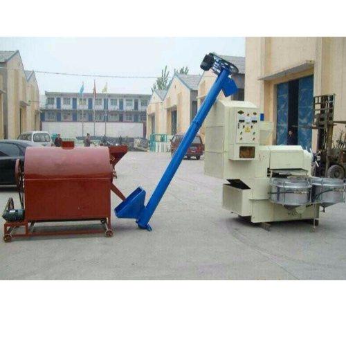 两相电120型榨油机制造公司 螺旋120型榨油机 鼎诺机械