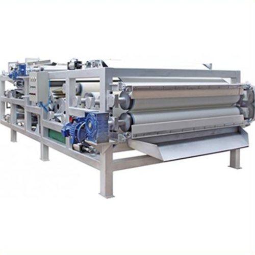 带式污泥压滤机 聚鸿 销售带式污泥压滤机型号