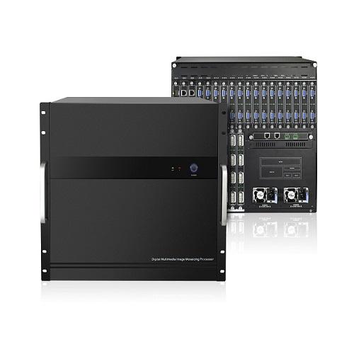 图像拼接控制器高清PLC可编程控制器