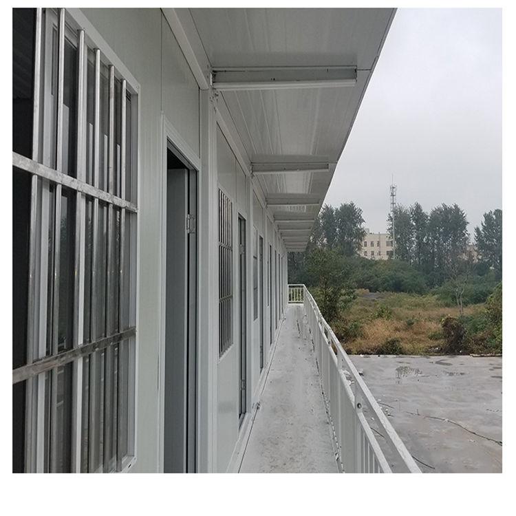 天水专业打包箱活动房租赁 工艺精良 性能优异