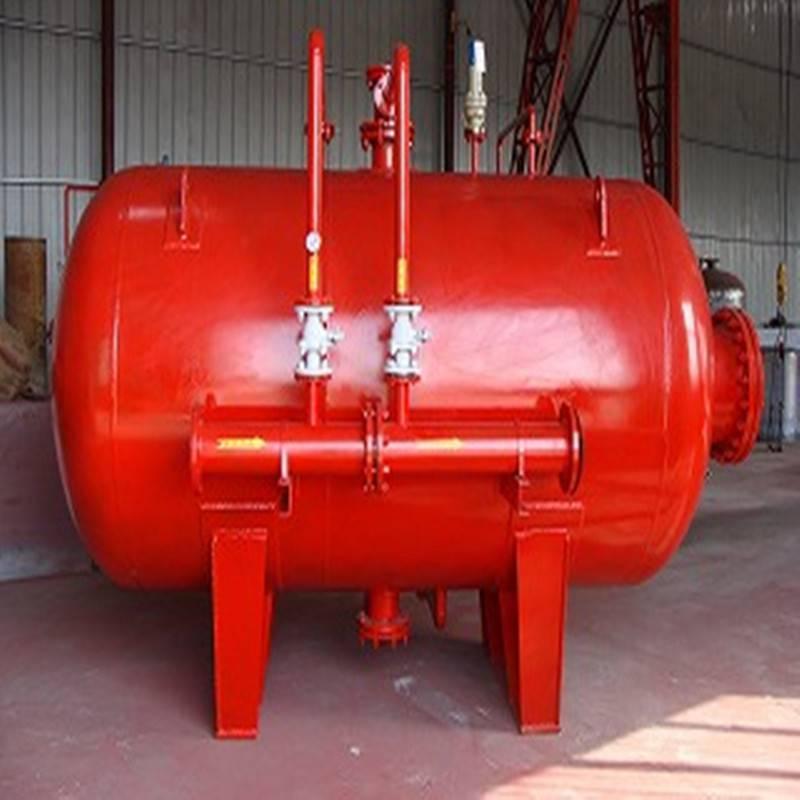 压力式消防泡沫罐PHYM48/50压力式泡沫比例混合装置带胶囊消防泡沫罐