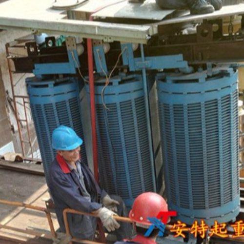 设备移位定位 起重吊装 冷水机组设备移位定位服务