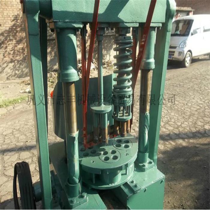 炭粉制棒机产地好货 炭粉制棒机工作原理 环保炭粉制棒机 志丰