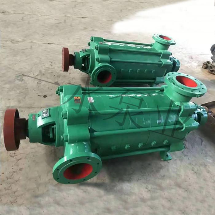 高压多级泵 高扬程多级泵定做 耐磨多级泵型号 一水泵业