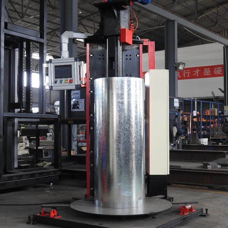 自动立式直缝焊机优势 小型立式直缝焊机效果 自动立式直缝焊机