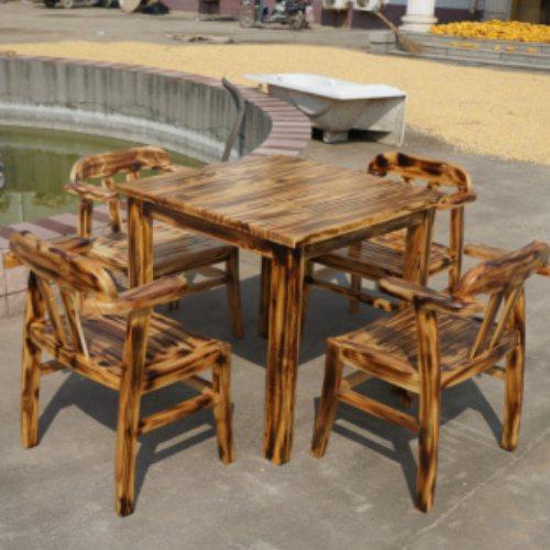 文广 实木火锅桌椅酒店家具板凳 酒店家具板凳 定做酒店家具