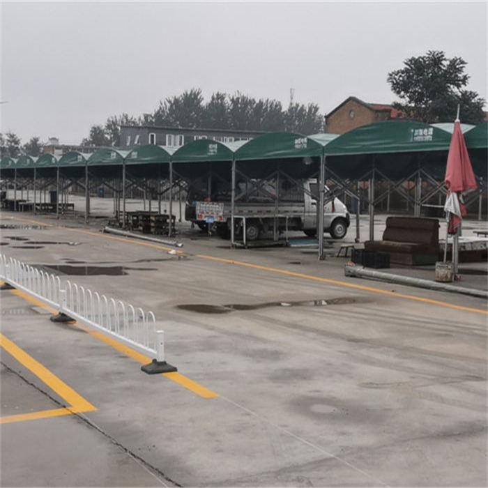 大型防雨推拉篷供应 鲁耐 大型防雨推拉篷定制