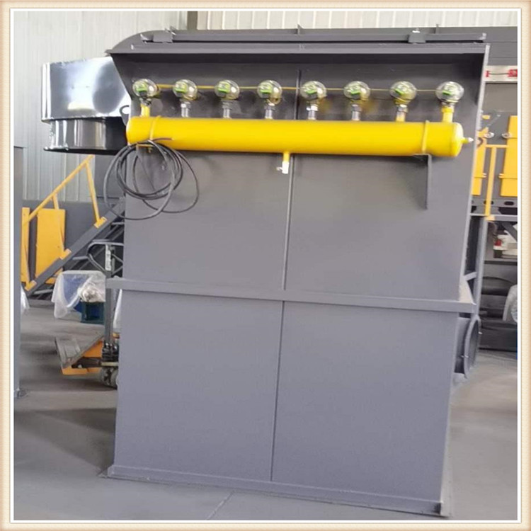 脉冲布袋除尘器 锅炉布袋除尘器 小型布袋除尘器
