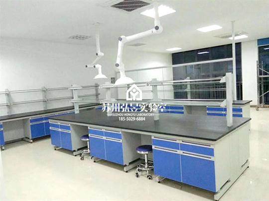 亳州钢木边台操作台全钢通风柜试验台药品柜批发 医院台面