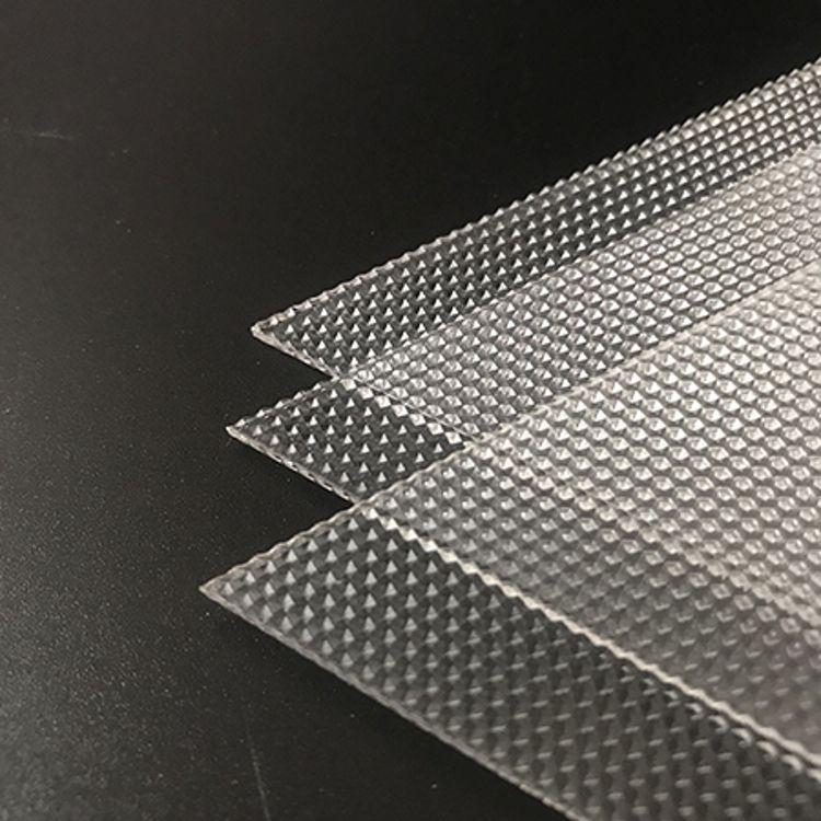 防眩光扩散板厂家 价格那家比较便宜   健坤光学材料质量有保证