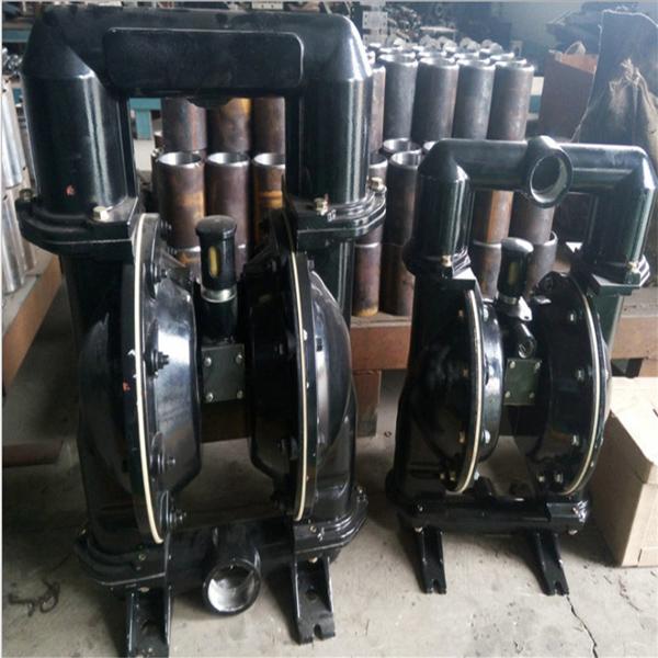矿用气动隔膜泵图片 气动隔膜泵公司 矿用气动隔膜泵报价 浩德隆
