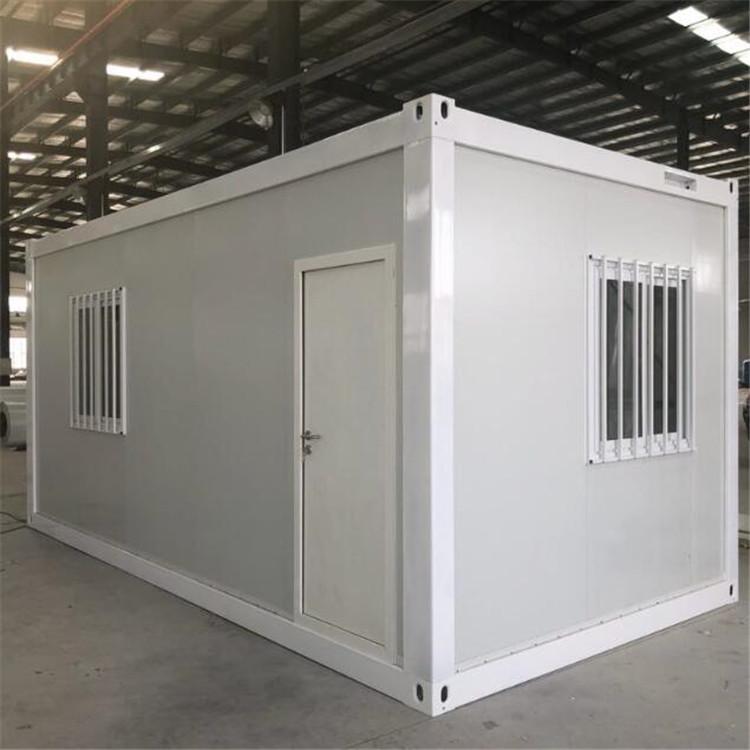 陇南现货打包箱活动房安装