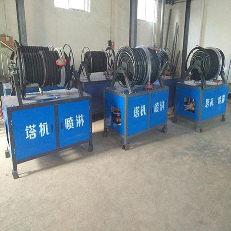 洒水环保设备可定制 郑州巨鼎环保 洒水环保设备系统