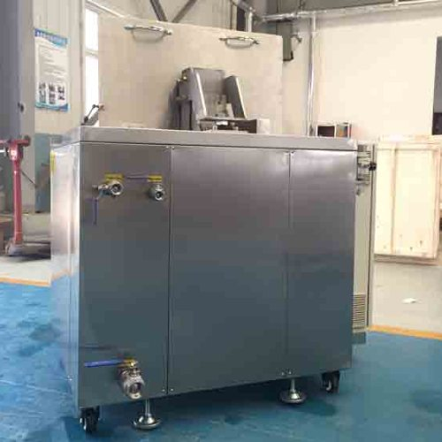 机车零部件抛动清洗机生产厂 巴克工业清洗 压铸件抛动清洗机定制