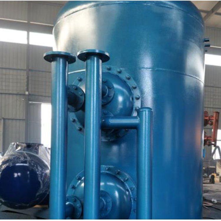 旭辉 不锈钢浮动盘管换热器产地 容积式浮动盘管换热器