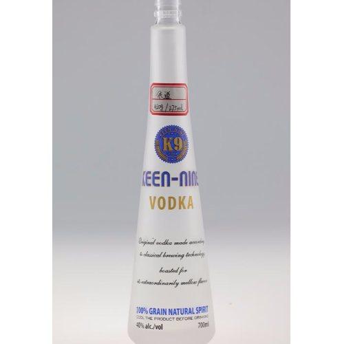 晶白料酒瓶供应 烤花酒瓶生产 高白料酒瓶现货 金诚