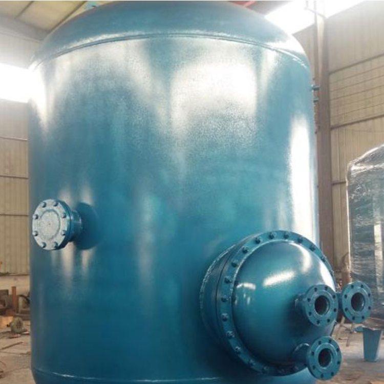 汽-水浮动盘管换热器品牌厂商 立式浮动盘管换热器品质保证 旭辉