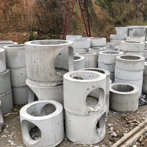 广州海珠混凝土检查井厂家 联基 广州天河混凝土检查井厂家